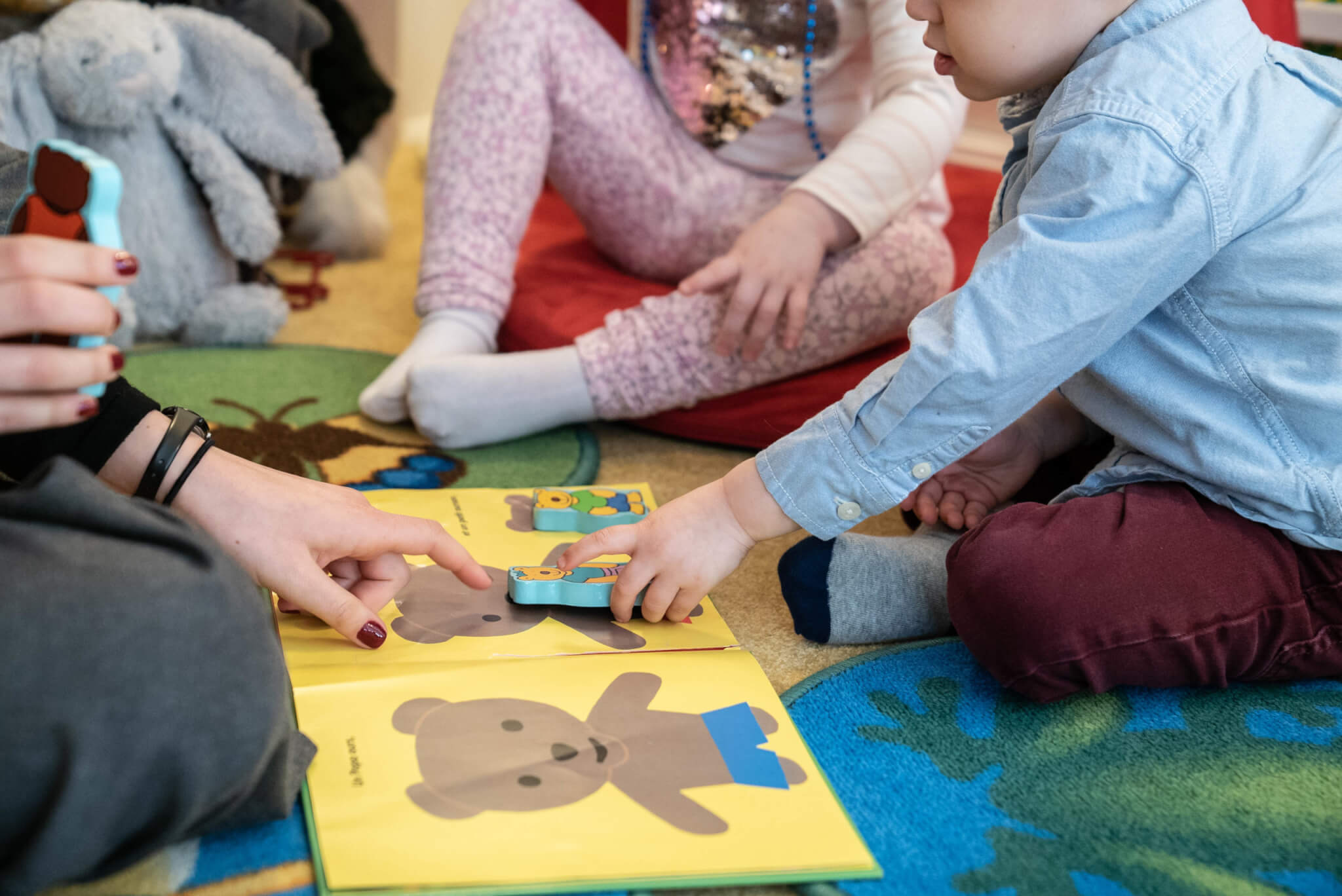 Second Language Teaching for Kids