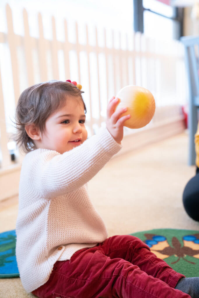 Language Learning for Toddlers