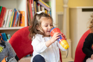Language Lessons for Toddlers