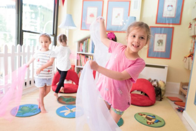 Dancing While Learning